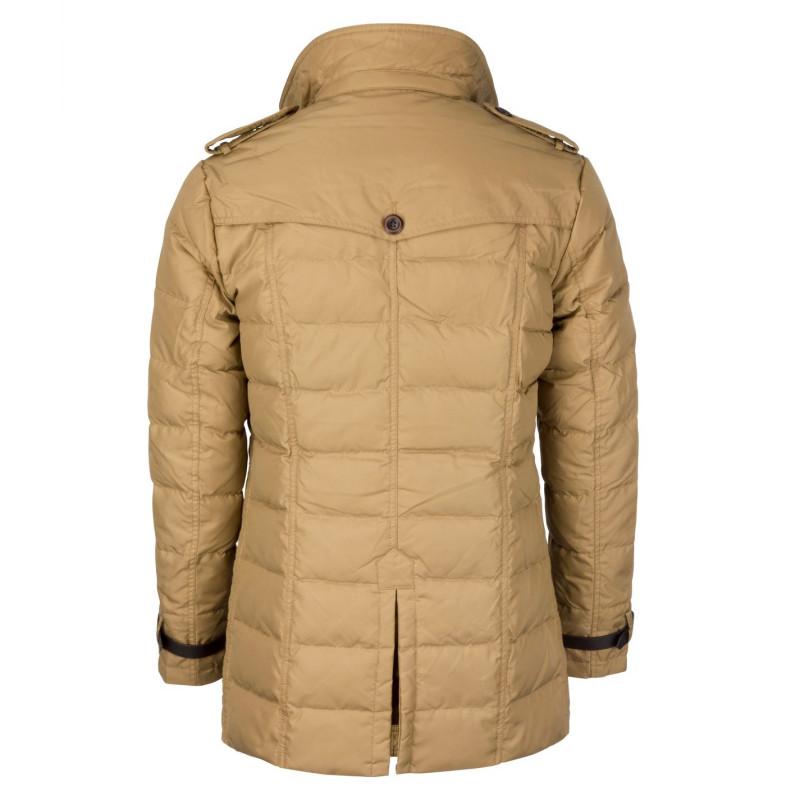 69bb10e977f Lee Cooper Мъжка Парка Smart Parka Mens Beige Мъжки якета и палта