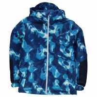 Oneill Яке Момчета Pb Scientist Jacket Junior Boys Blue Мъжки якета и палта