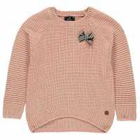 Firetrap Chenille Jumper Junior Girls  Детски плетени пуловери и жилетки