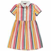 Soulcal Dress Summer Stripe Детски ризи