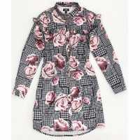 Firetrap Детска Рокля Shirt Dress Junior Girls  Детски ризи