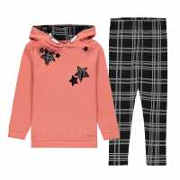 Soulcal Fleece Dress Set Junior Girls  Детски поли и рокли