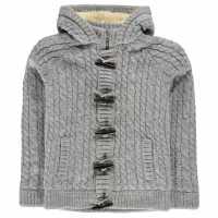 Soulcal Яке Момичета Jacket Junior Girls  Детски плетени пуловери и жилетки