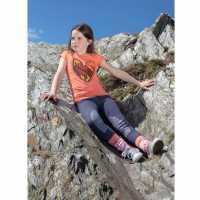 Horseware Novelty Tee Gl93 Coral Детски тениски и фланелки