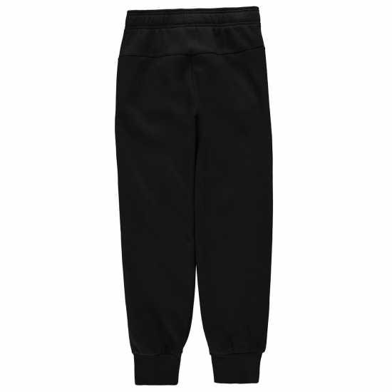 Adidas Спортно Долнище Момичета Linear Jogging Pants Junior Girls Black/Pink Детски полар