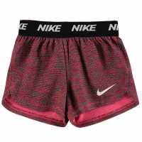 Nike Детски Шорти За Момиче Mesh Shorts Infant Girls Pink Детски къси панталони