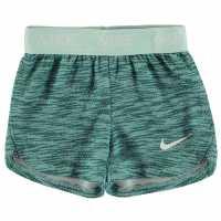 Nike Детски Шорти За Момиче Mesh Shorts Infant Girls Blue Детски къси панталони