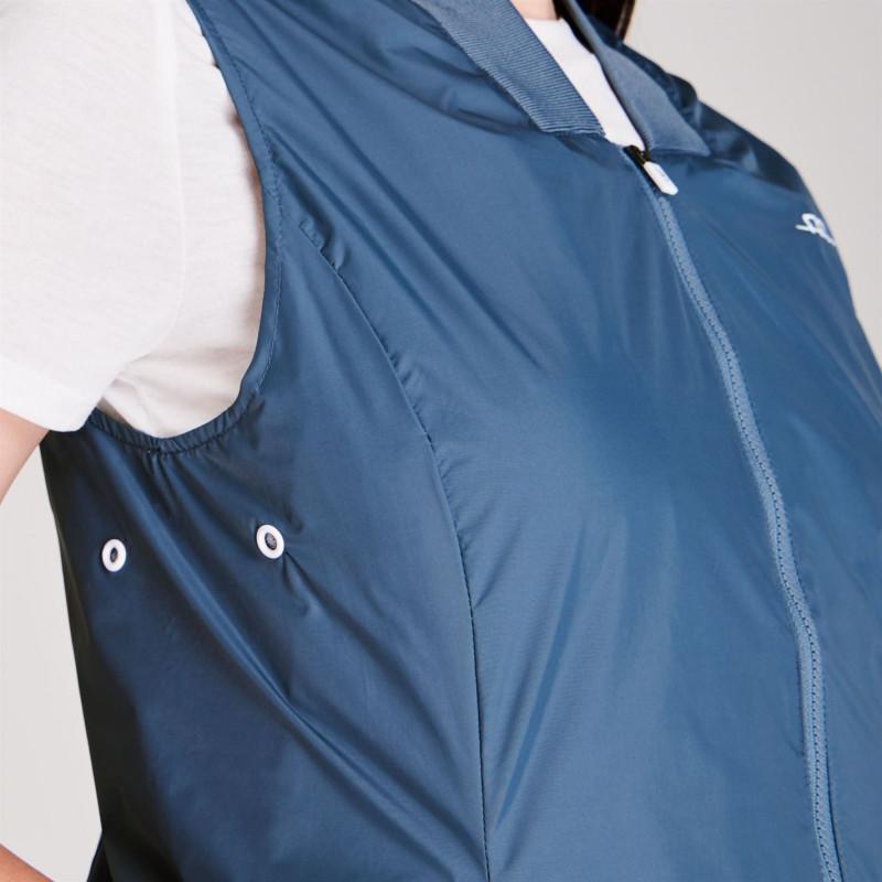 da64f4994d5 Лека Дамска Грейка Aa Platinum Lightweight Gilet Ladies Blue Дамски грейки