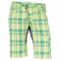 Vaude Дамски Шорти Craggy Outdoor Shorts Ladies Yellow/Green Дамски къси панталони