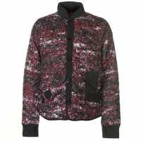 G Star Submarine Quilted Overshirt dk fig Мъжки ризи