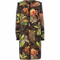 Biba Jungle Shift Dress Multi-Coloured Дамски поли и рокли