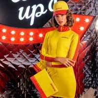 Sportfx Дамска Рокля Fancy Dress Bodycon Dress BOY BYE Козметика