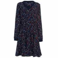 Tommy Hilfiger Josie Dress Multi Дамски поли и рокли