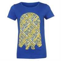 Character Дамска Тениска T Shirt Ladies Minions Дамски тениски и фланелки