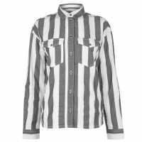 Dr Denim Flow Shirt  Дамски ризи и тениски