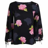 French Connection Floral Blouse  Дамски ризи и тениски