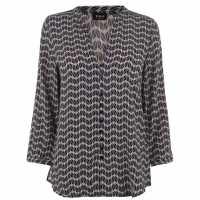 Emme Emme Aladino Blouse 002 BLU Дамски ризи и тениски