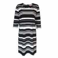 Lee Cooper Дамска Рокля Stripe Dress Ladies  Дамски пуловери и жилетки
