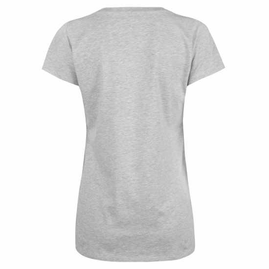 Golddigga Дамска Тениска Slogan T Shirt Ladies Hangry Дамски тениски и фланелки