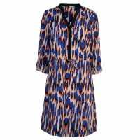 Miso Тениска Print Shirt Dress Ladies Multi Дамски поли и рокли