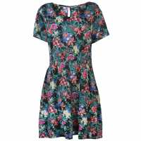 Unknown Дамска Рокля Millie Dress Ladies Multicolour Дамски поли и рокли