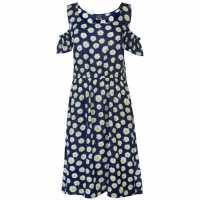 Unknown Дамска Рокля Octavia Dress Ladies Multicolour Дамски поли и рокли