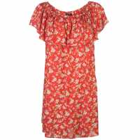 Unknown Дамска Рокля Ella Dress Ladies Multicolour Дамски поли и рокли