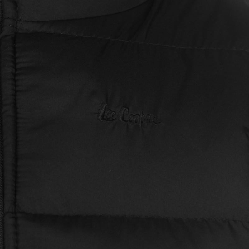 0ae55f337b6 Lee Cooper Дамска Грейка 2 Zip Gilet Ladies Black Дамски якета и палта