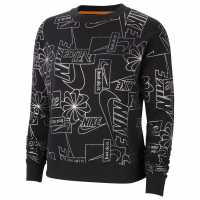 Nike Icon Clash Sweatshirt Ladies  Дамско облекло плюс размер