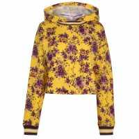 Juicy Дамски Суитшърт Cinched Hoody Ladies Floral Дамски суичъри и блузи с качулки