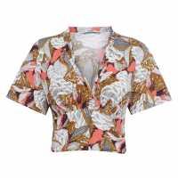Only Top Terra Cotta Дамски ризи и тениски