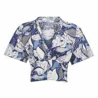 Only Top Fadded Denim Дамски ризи и тениски