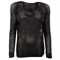 Tom Tailor Pullover Sweatshirt Ladies Black 2999 Дамски суичъри и блузи с качулки