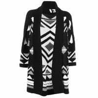 Oneill Дамска Жилетка Woodland Cardigan Ladies Black Дамски суичъри и блузи с качулки