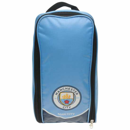 Team Football Shoebag Man City Чанти за футболни бутонки