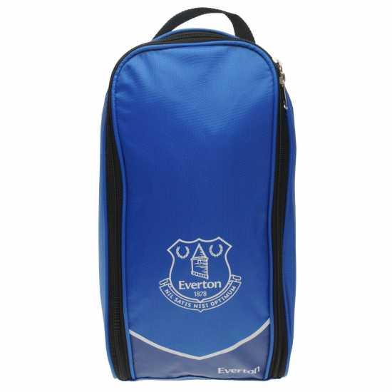 Team Football Shoebag Everton Чанти за футболни бутонки