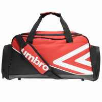 Umbro St Patricks Holdall Red/White Сакове за фитнес