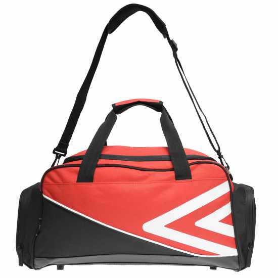 Umbro St Pats Holdall 93 Black/White Куфари и багаж