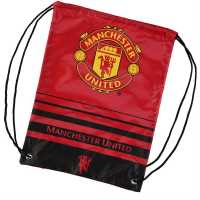 Team Football Gym Bag Man Utd Сакове за фитнес
