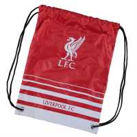 Team Football Gym Bag Liverpool Сакове за фитнес