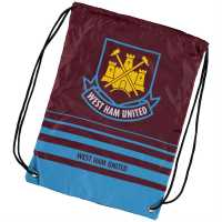 Team Football Gym Bag West Ham Сакове за фитнес