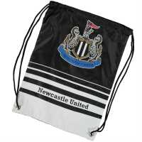 Team Football Gym Bag Newcastle Сакове за фитнес