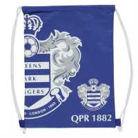 Team Football Gym Bag QPR Сакове за фитнес