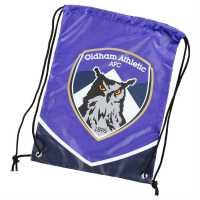 Team Football Gym Bag Oldham Сакове за фитнес