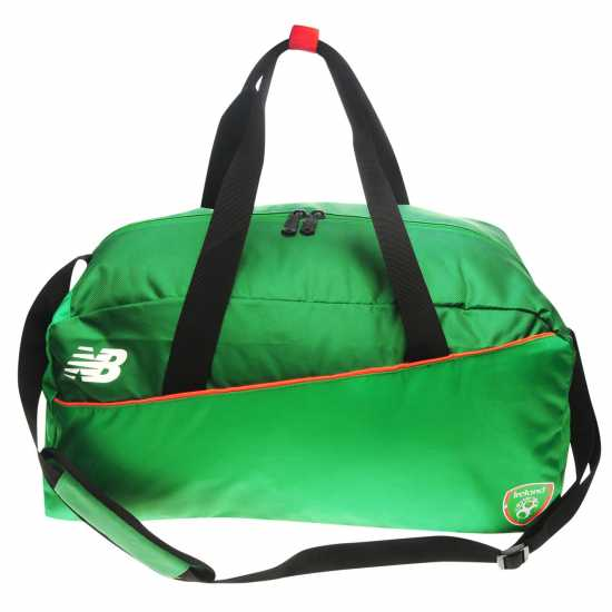New Balance Ireland Medium Holdall Jolly Green/DG Сакове за фитнес
