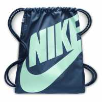 Nike Heritage Gymsack Blue Сакове за фитнес