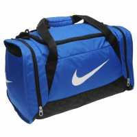 Nike Brasilia Xs Training Duffel Bag (Extra Small) Royal Сакове за фитнес