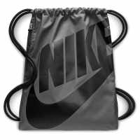 Nike Heritage Gymsack Grey Сакове за фитнес