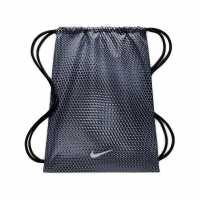 Nike Чанта За Спорт Graphic Gym Sack Black Сакове за фитнес