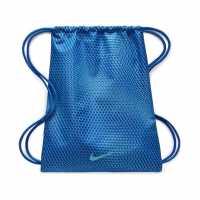 Nike Чанта За Спорт Graphic Gym Sack Royal Сакове за фитнес